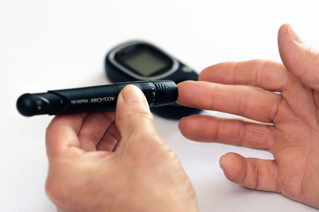 Alexa helps manage diabetes
