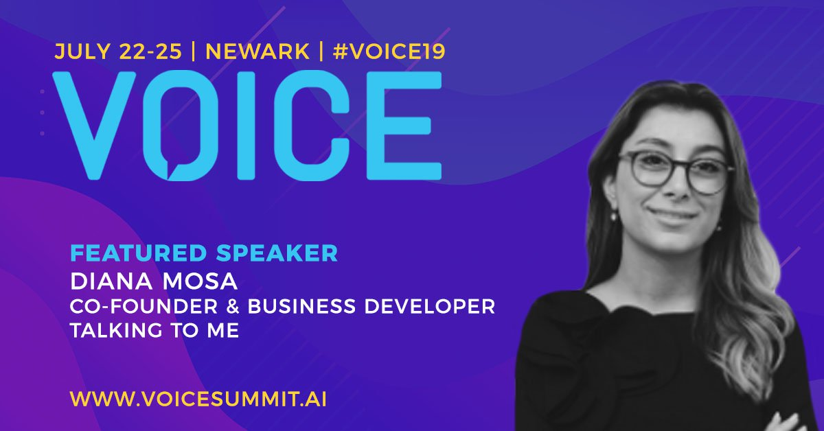 Diana Mosa VOICE Summit