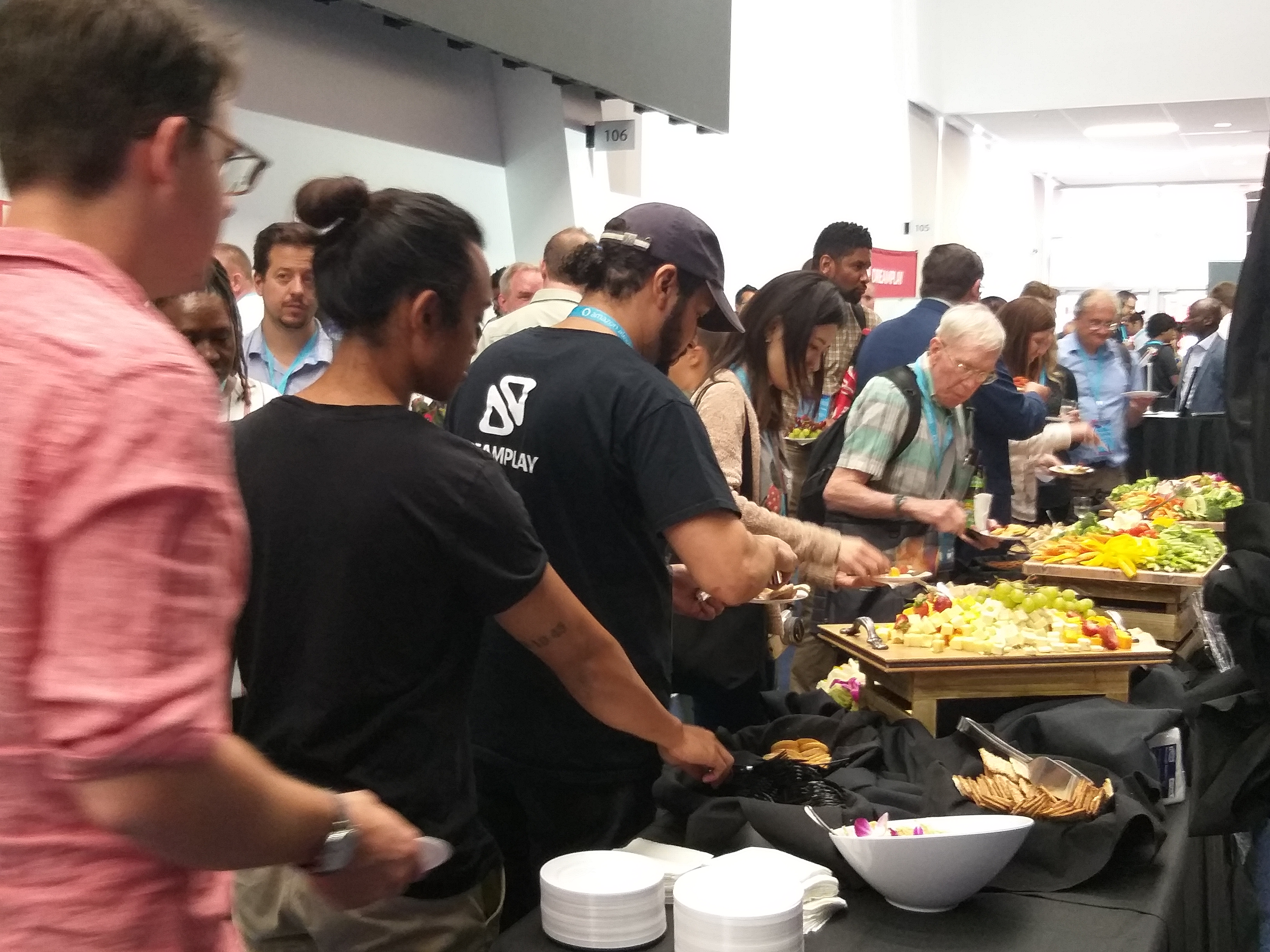 Expo buffet