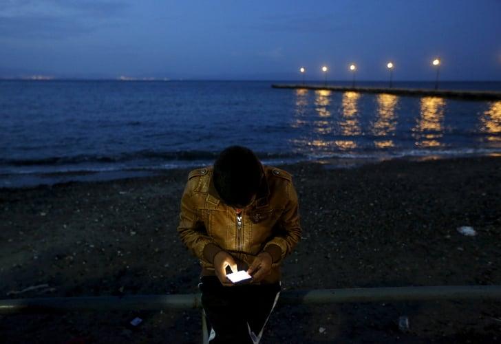 Reuters Yannis Behrakis