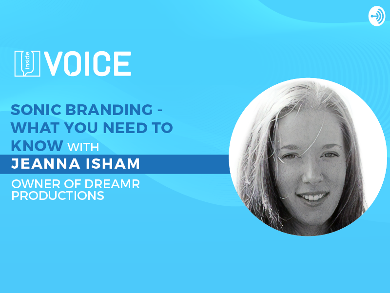 Sonic Branding - What You Need to Know_podcast banner