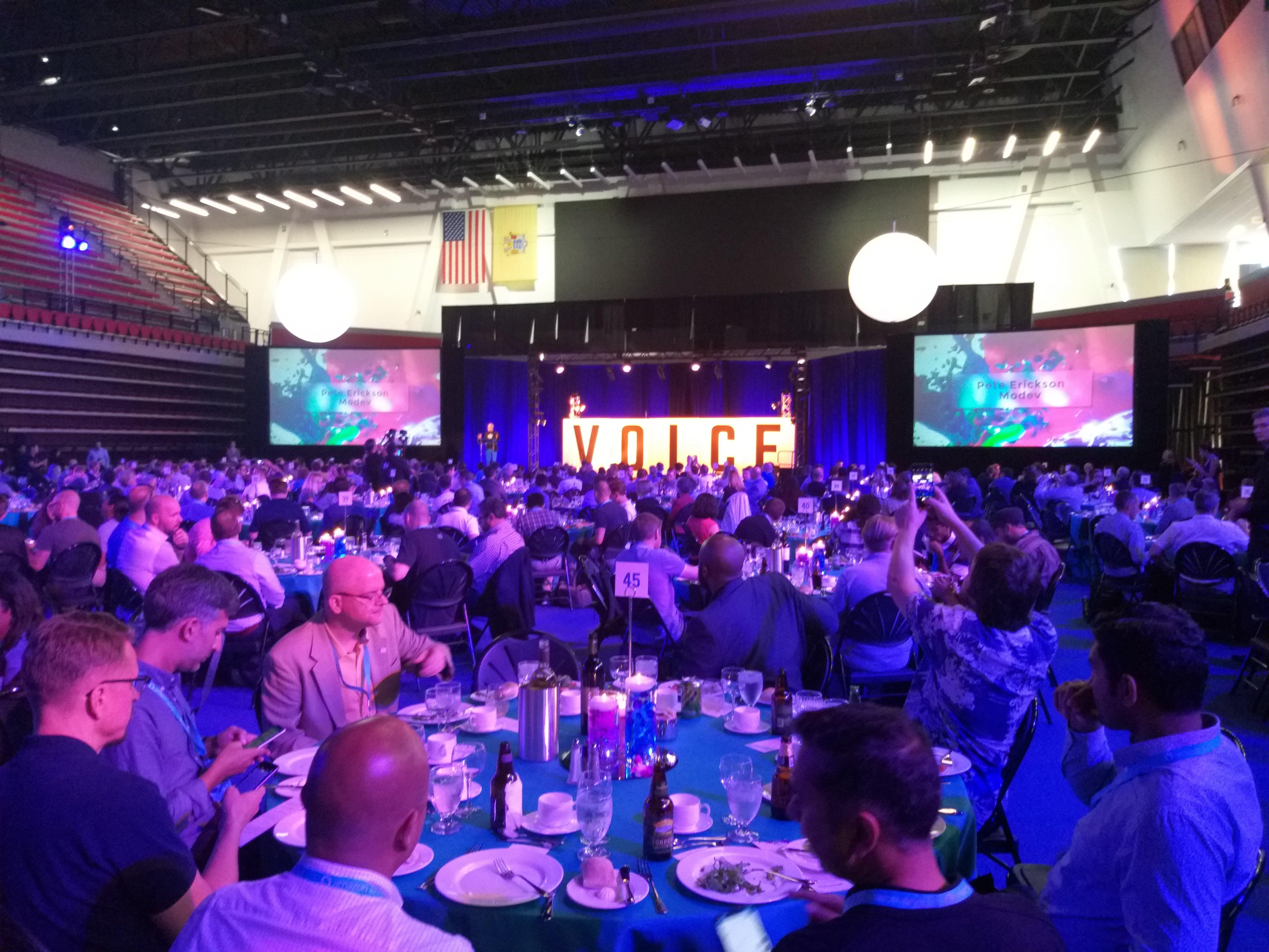VOICE Awards Dinner