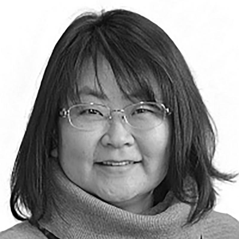 Dr. Chiori Hori Headshot