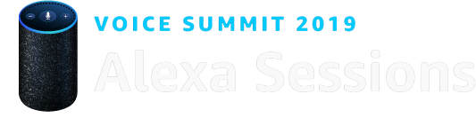 Alexa Sessions at VOICE Summit