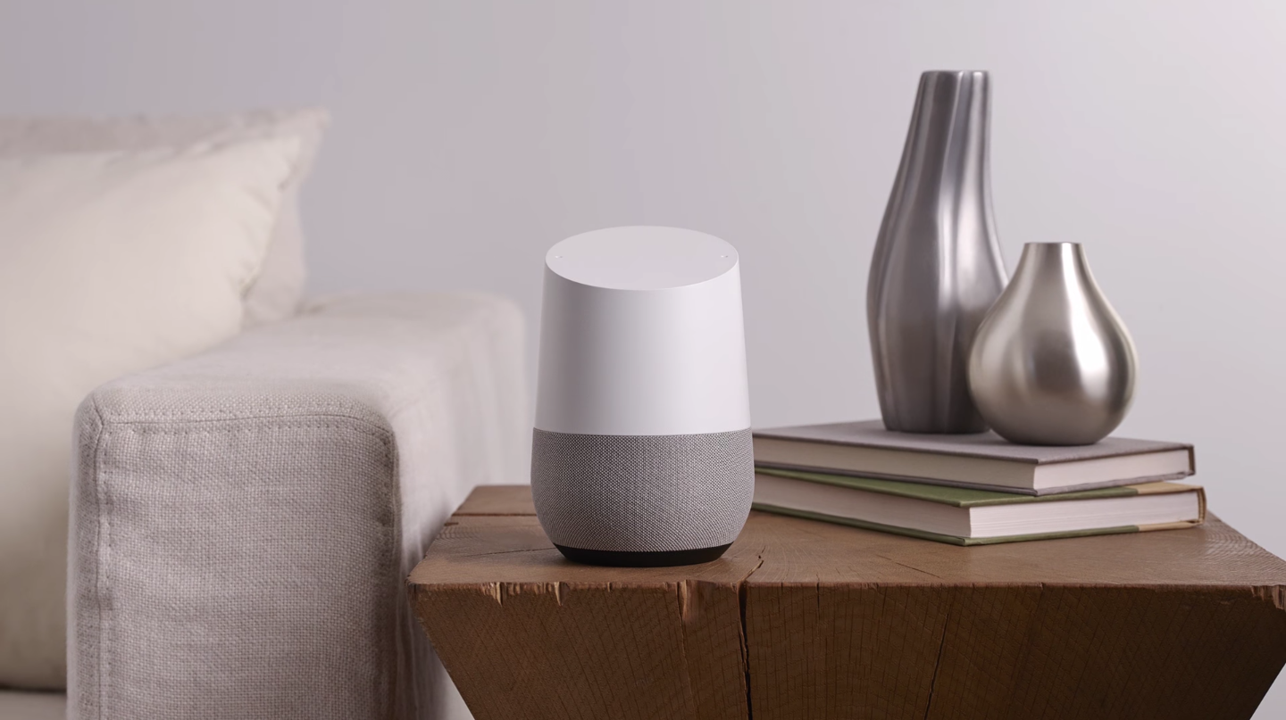 google home michael cannings