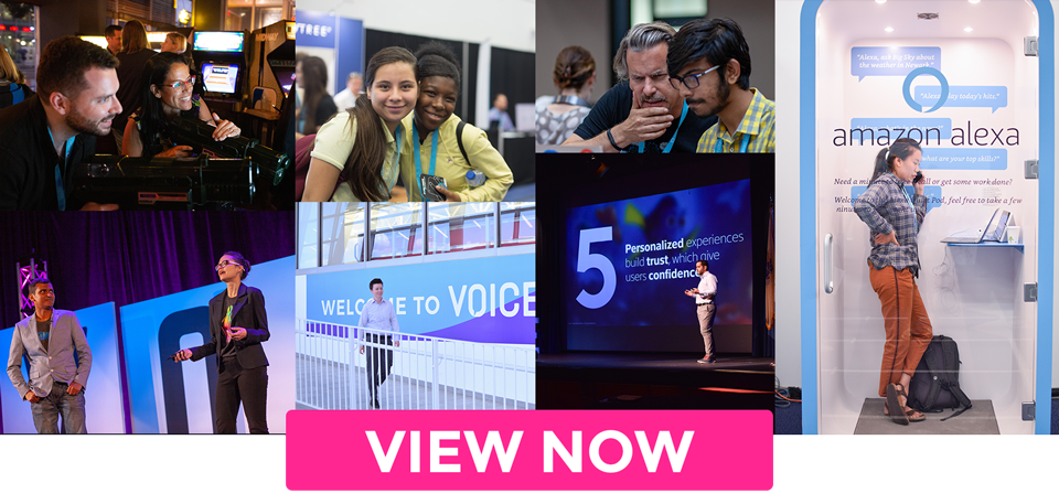 VOICE Summit 2019 | Largest Voice Tech Event of the Year
