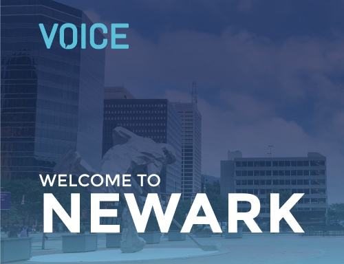 Newark skyline