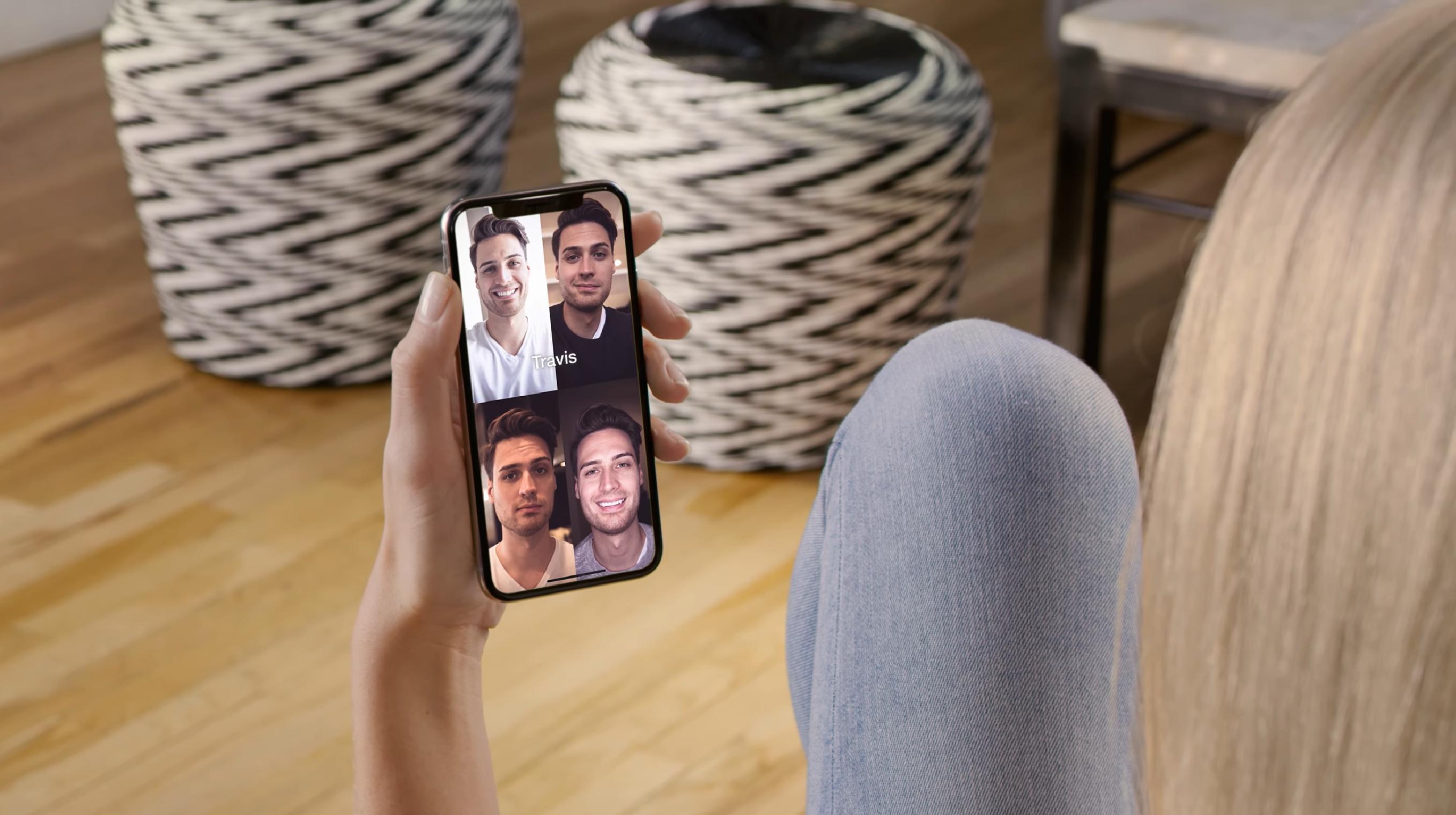AIMM dating app