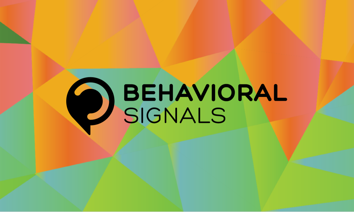 Behavioral Signals cover image