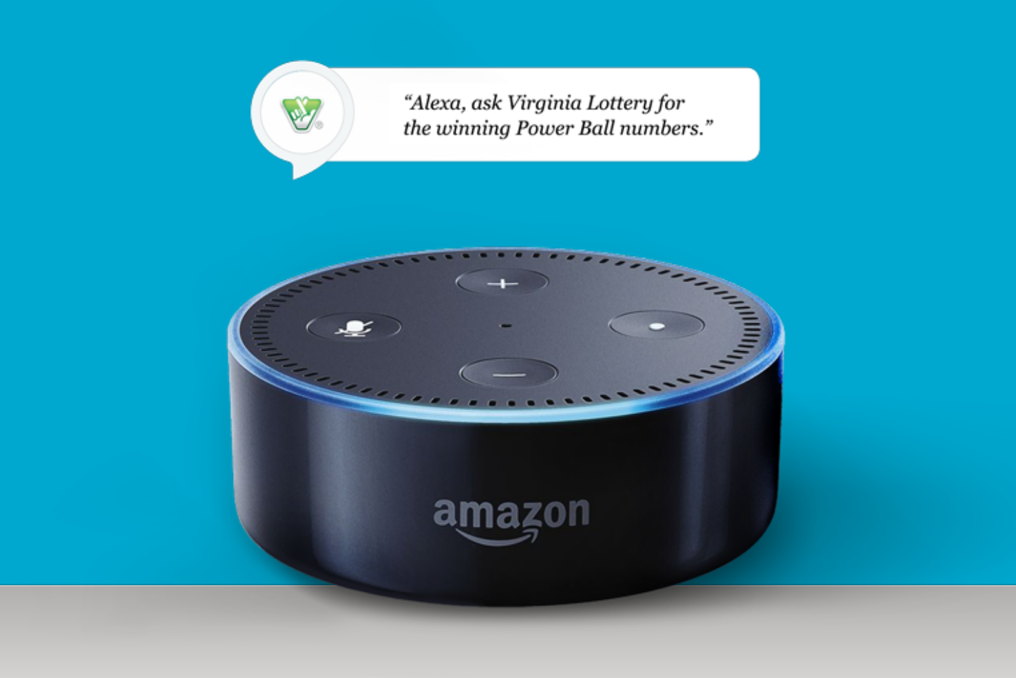 COLAB virginia lottery alexa skill