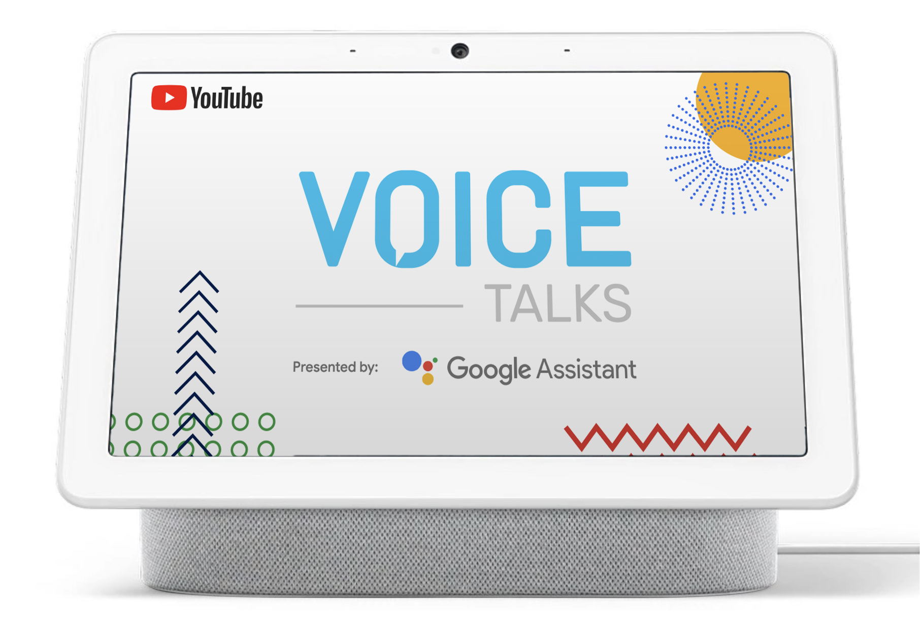 VOICE Talks presented by Google Assistant