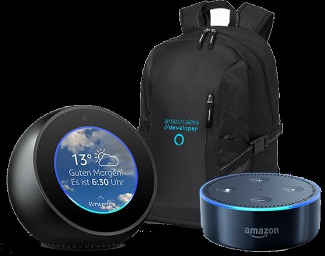 Alexa merchandise