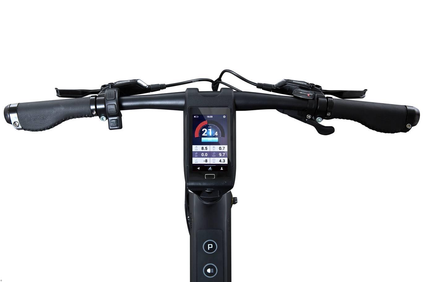 cybic-bike-alexa-control