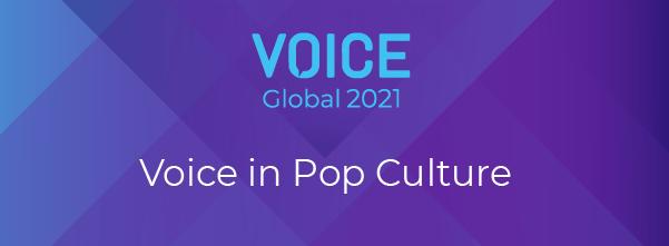 Voice in Pop Culture