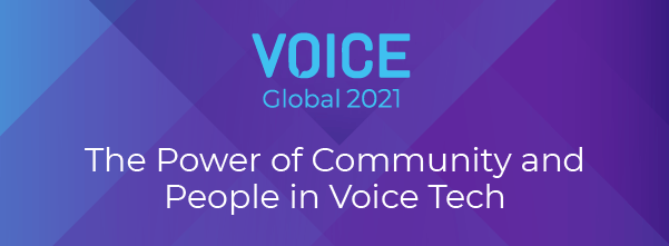 The Power of Community and People in Voice Tech