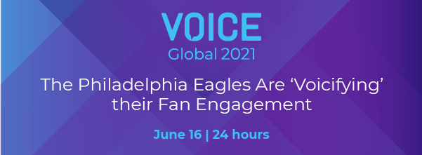 The Philadelphia Eagles Are 'Vocifiying' their Fan Engagement